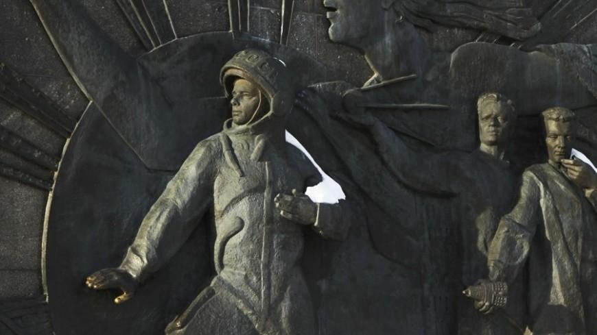© Фото: «Мир 24», зима, монумент «покорителям космоса», ввц, вднх, гагарин, космос
