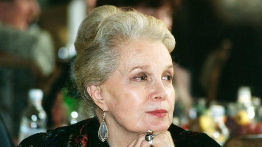 Народной артистке СССР Элине Быстрицкой исполнилось 90