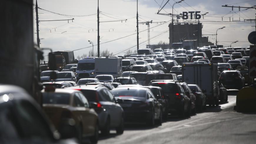 В Москве начались «дачные пробки»