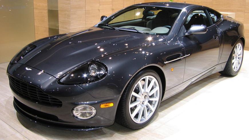 Aston Martin Джеймса Бонда ушел с молотка за $468,5 тысячи