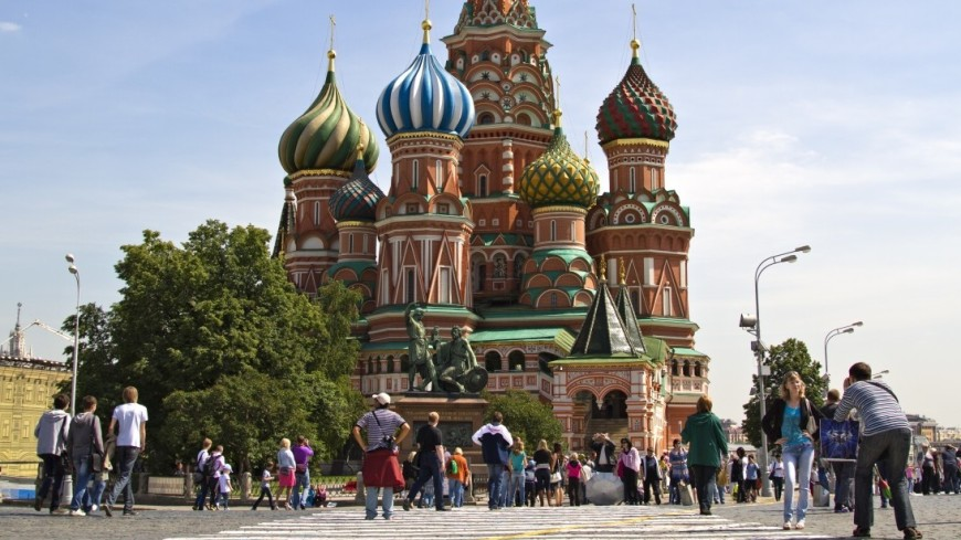 В Москве во время ЧМ-2018 проведут более 600 бесплатных экскурсий