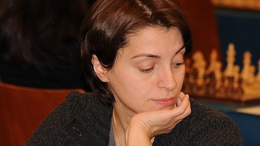 Скончалась грузинская шахматистка Нино Хурцидзе