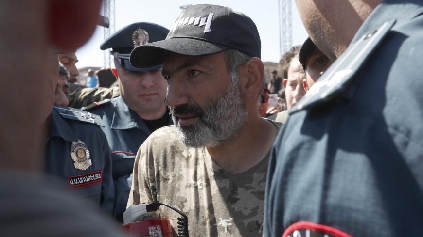 Никол Пашинян выдвинул требование по выборам нового премьера
