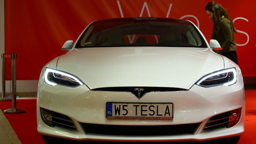В электродвигателях Tesla сгорает $6500 в минуту