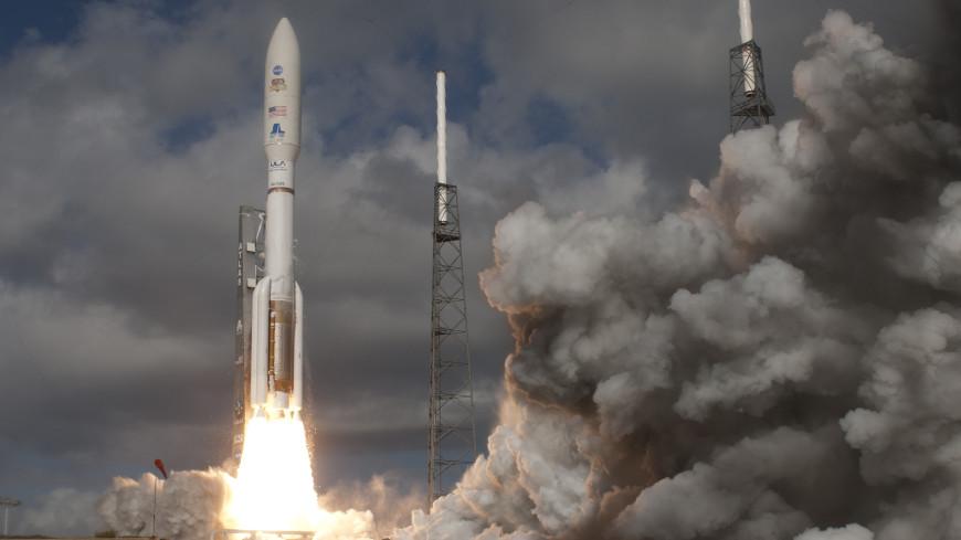 Ракета-носитель Atlas V стартовала с Канаверал