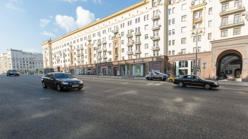 Москва временно избавится от пробок