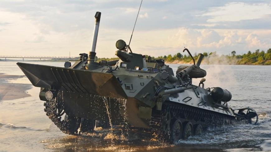 На юге России проходят масштабные военные учения
