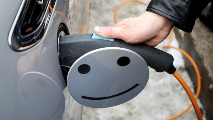 В России выросло количество электромобилей