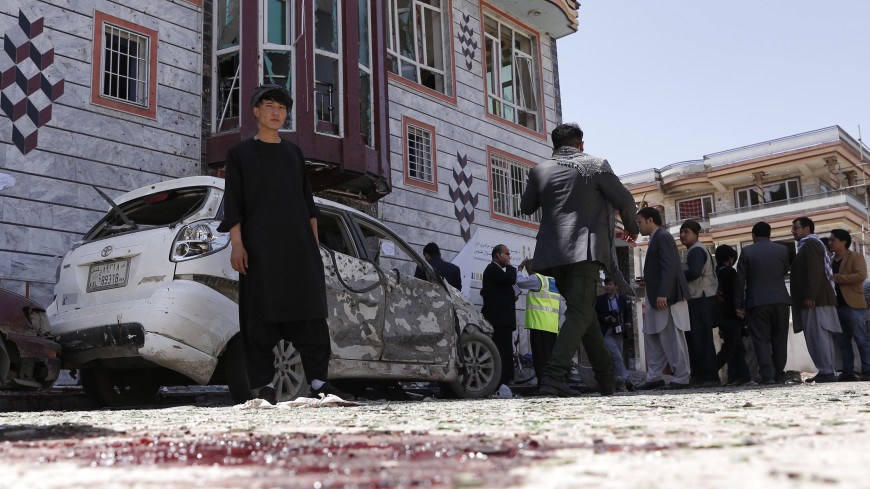 Атака смертника в Кабуле: число жертв близится к 60