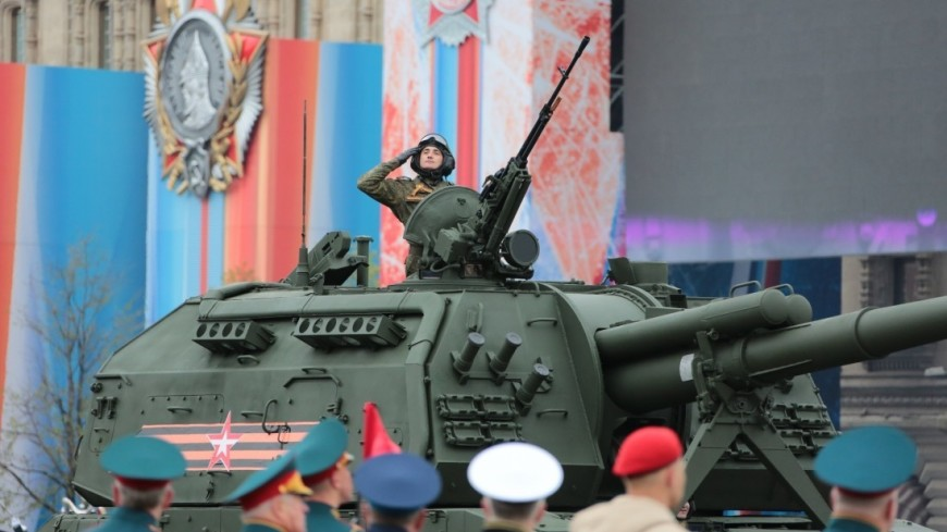 Москва готова к репетициям и параду на Красной площади