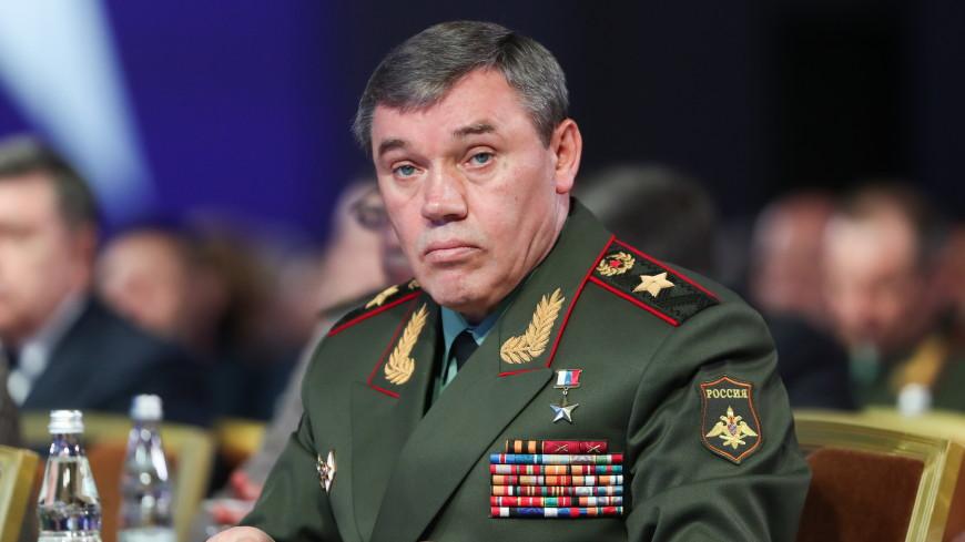 Глава Генштаба РФ Герасимов встретится в Баку с главкомом НАТО