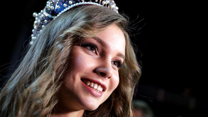 Юлия Полячихина прокомментировала свою победу в конкурсе «Мисс Россия»