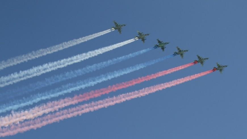 В Алабино состоится тренировка Парада Победы с участием авиации
