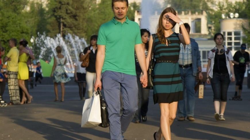В Москве появятся две новые зоны отдыха