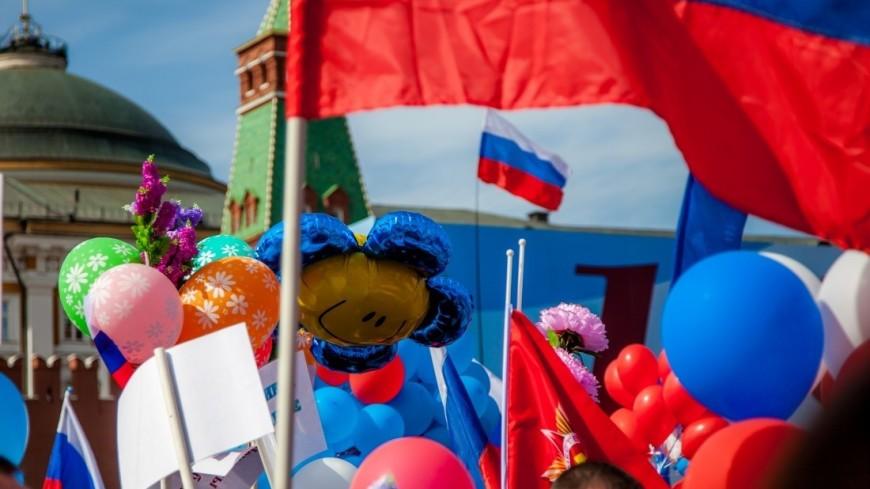 Синоптики порадовали москвичей хорошей погодой на майские