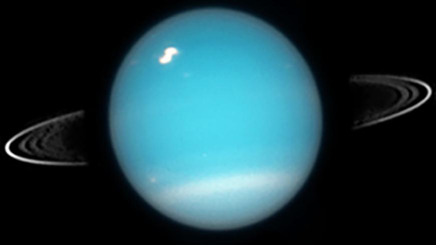 Атмосфера Урана оказалась насыщена запахом тухлых яиц
