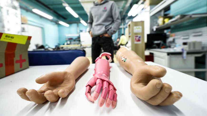 Как настоящие: созданы протезы с совершенным «осязанием»