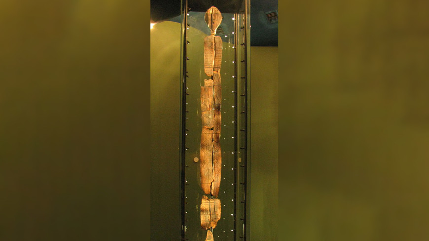 Уральский идол оказался древнее египетских пирамид