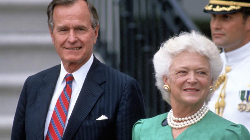 Картинки по запросу Умер 41-й президент Джордж Буш-старший