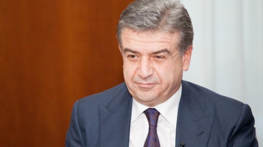 Карапетян предложил президенту обсудить вопрос о роспуске парламента