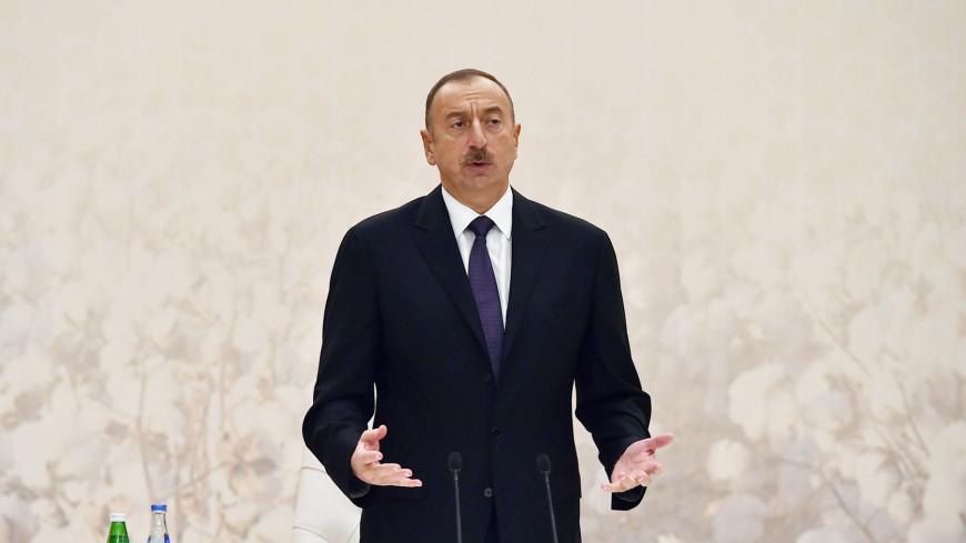 Ильхам Алиев поблагодарил азербайджанцев за доверие