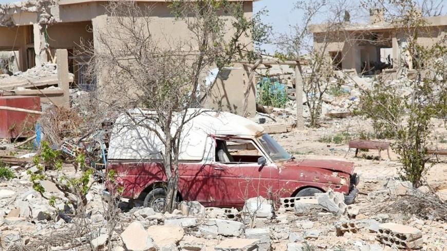 В Генштабе не нашли химоружия на уничтоженных в Сирии объектах