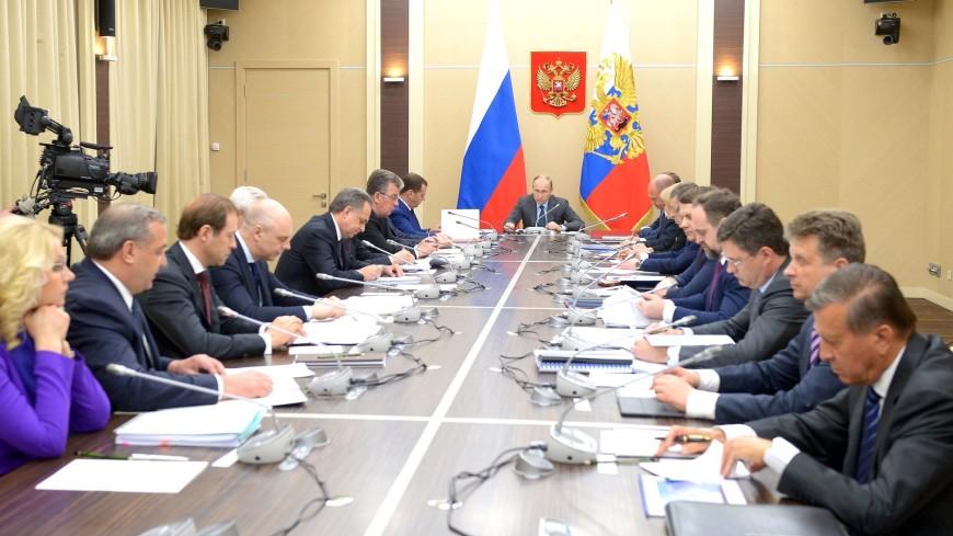 Путин назвал 12 городов России с плохой экологией
