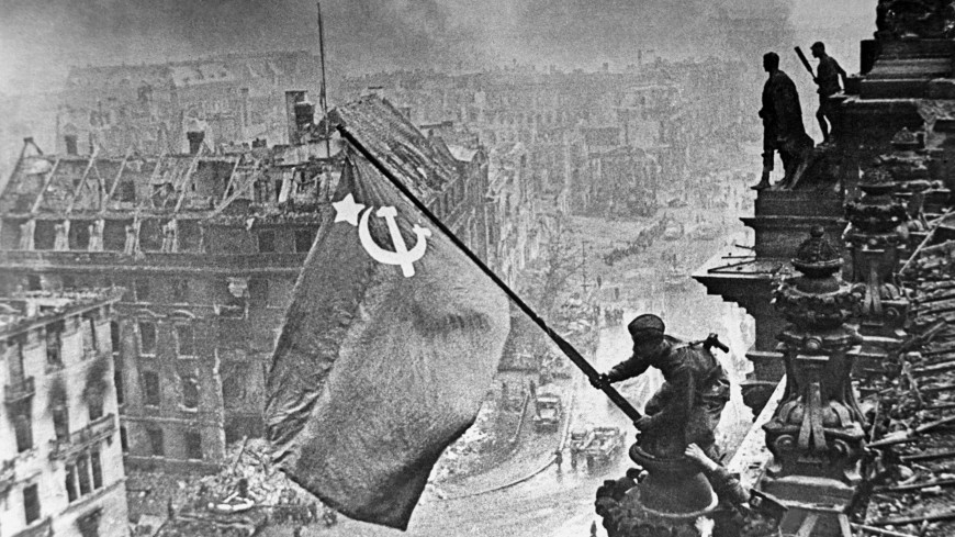 Недостающую часть настоящего Знамени Победы впервые покажут в Москве 9 мая
