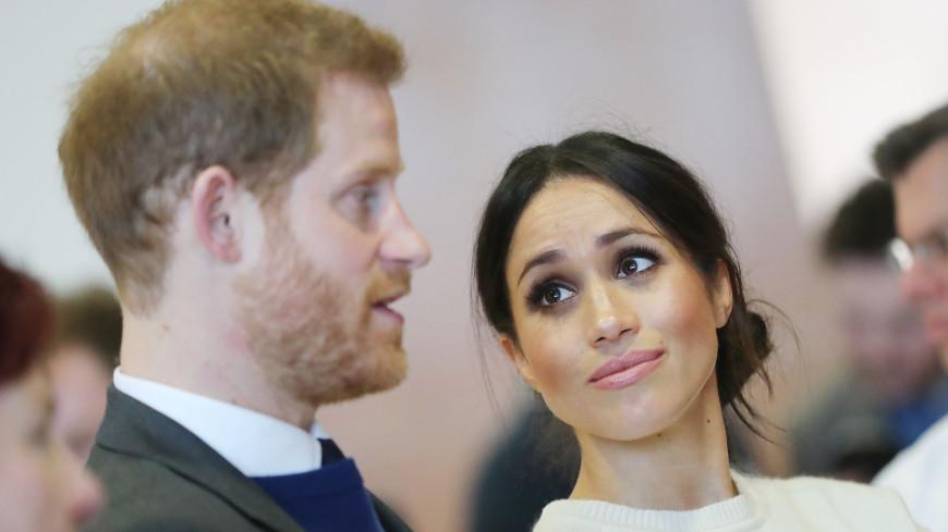 Принц Гарри и его избранница отказались от подарков на свадьбу
