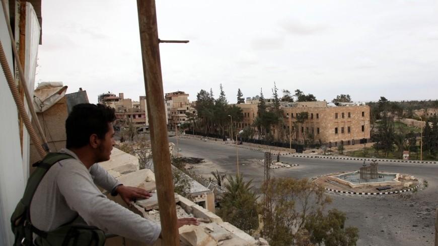 В хранилище химоружия в Думе нашли химикаты из Солсбери