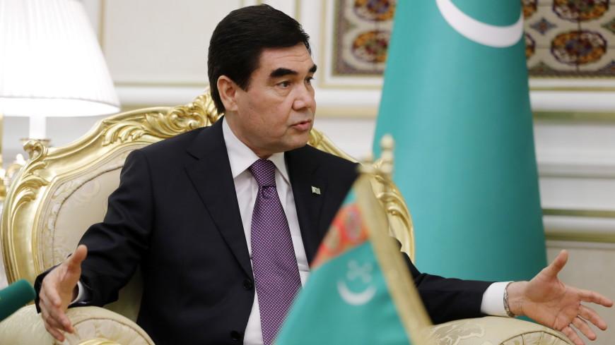 Бердымухамедов и Полтавченко обсудили сотрудничество в разных сферах