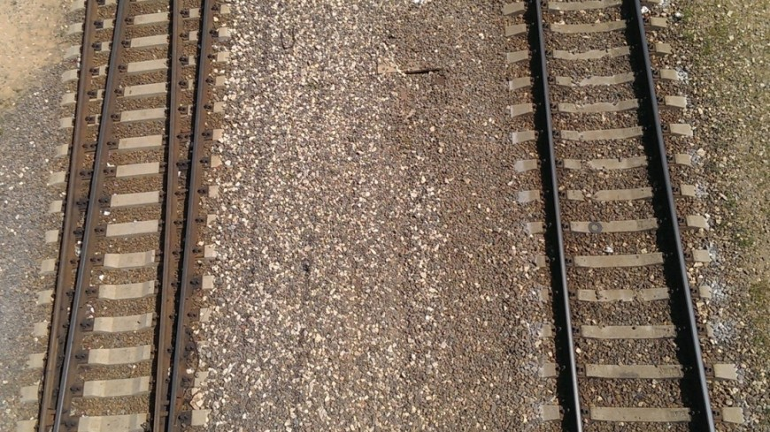 "Фото: Елизавета Шагалова, ""«МИР 24»"":http://mir24.tv/, железная дорога, рельсы, пути, жд"