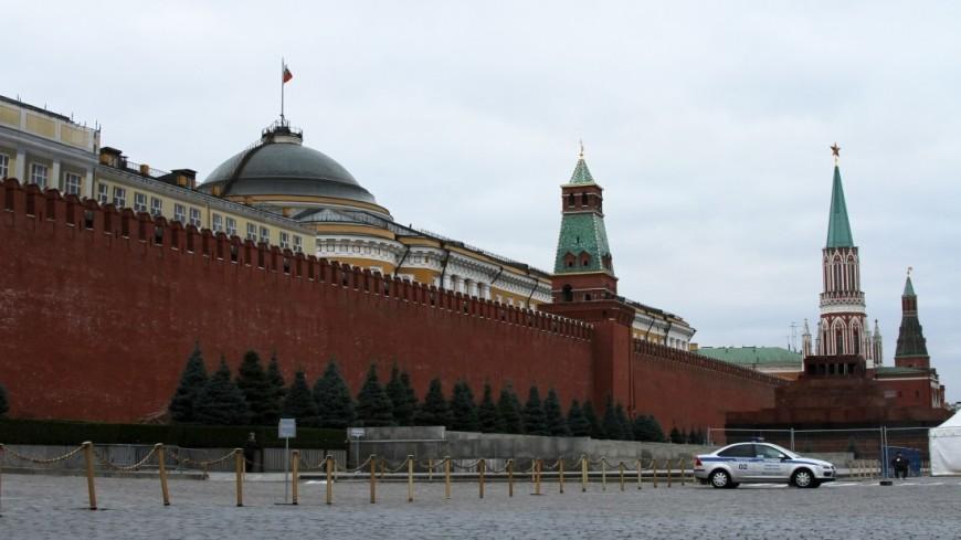 Красную площадь закроют для посетителей с 4 по 9 мая