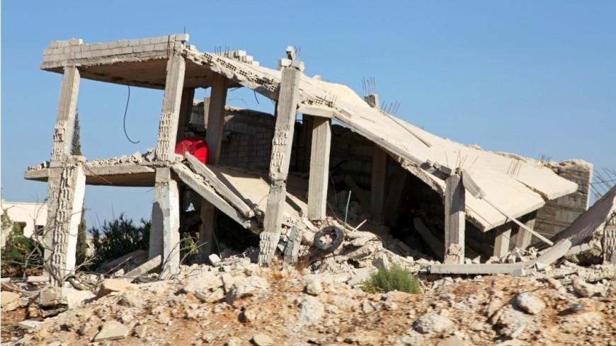 Минобороны России показало фото разрушенной силами коалиции Ракки