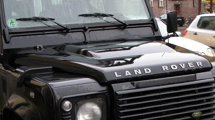 В Москве планируют устроить рекордный парад Land Rover