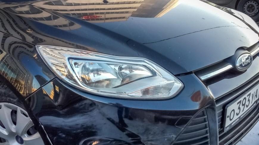 В госномера авто в России могут начать встраивать чипы