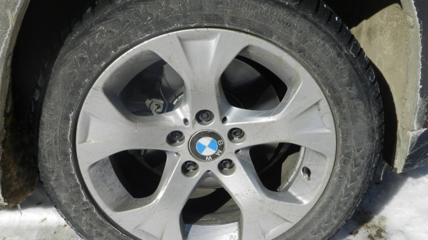 В Сеть попали первые кадры нового кроссовера BMW X5
