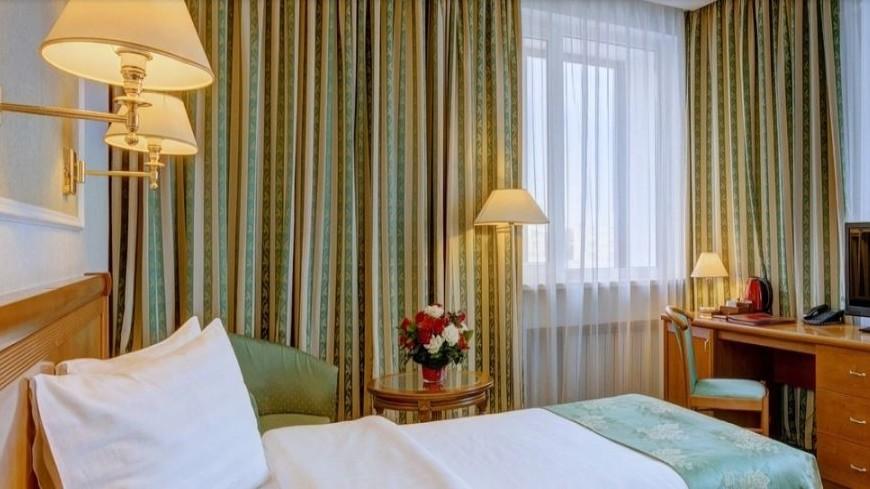 В Москве откроют овальный отель с банями народов мира
