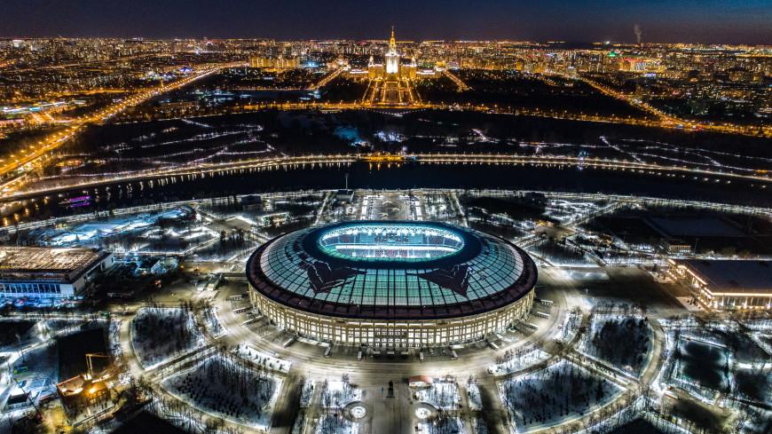 К чемпионату мира по футболу в «Лужниках» появится канатка