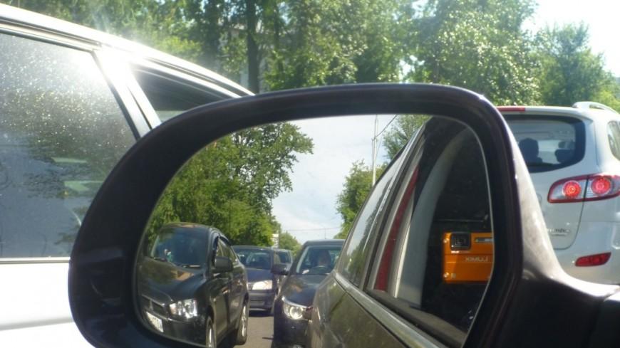 Ко Дню Победы: автомобилисты Караганды устроили флешмоб