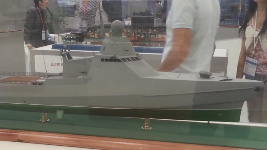 Американцы назвали дизайн новейшего российского корабля «гениальным»