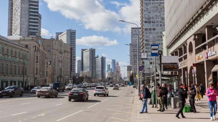 Ко Дню России Москву украсят плакатами