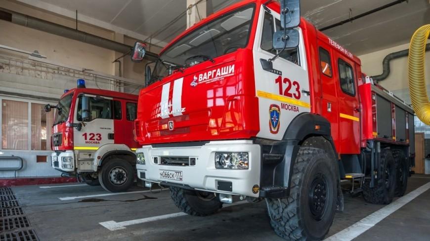 В торговом комплексе Архангельска ликвидировали открытое горение