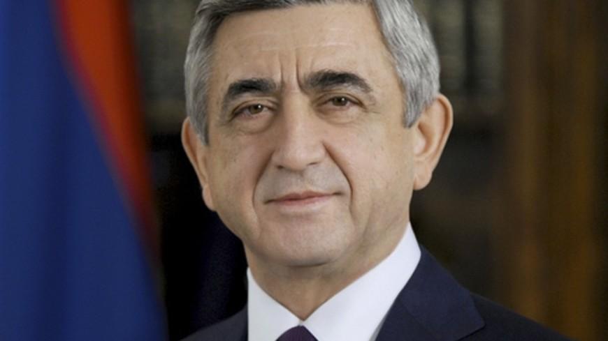 Армен Саргсян призвал политические силы страны действовать в рамках закона