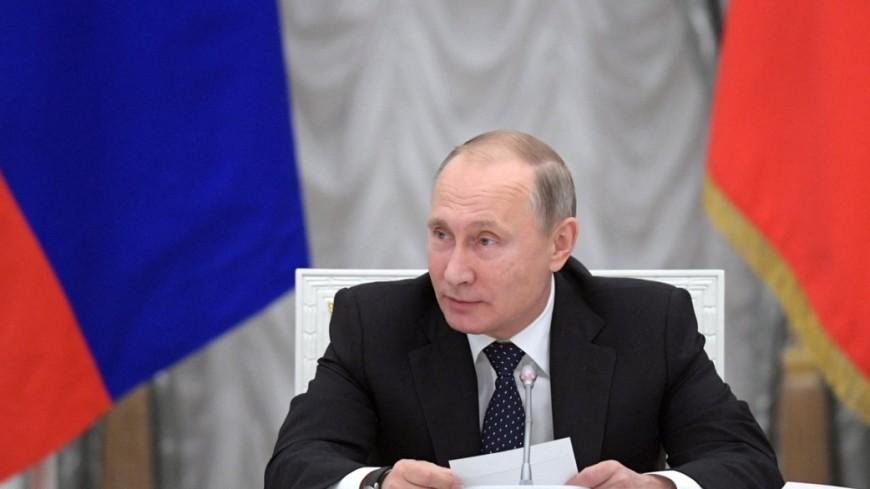 Путин призвал выпускников дерзать, а не ограничиваться «лайками»