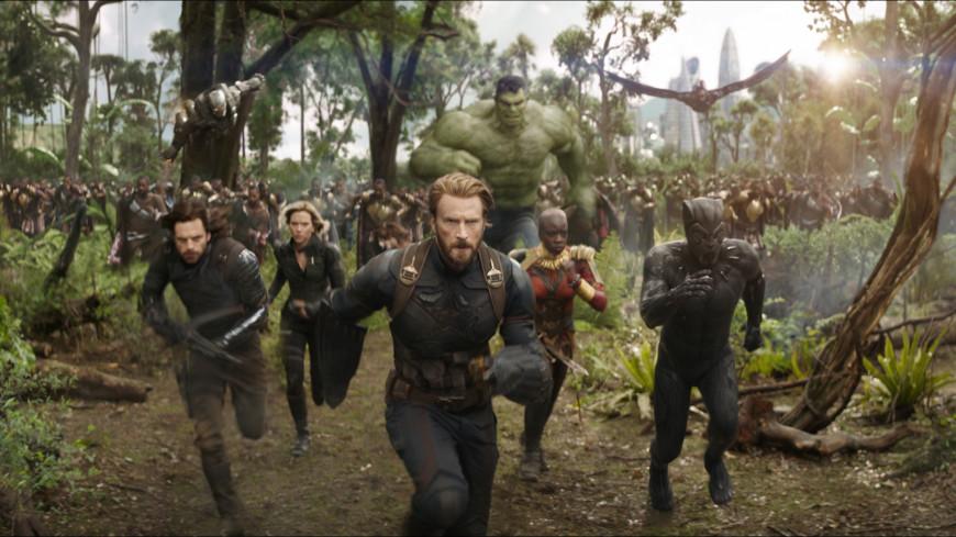 Новый фильм о «Мстителях» установил исторический рекорд по сборам