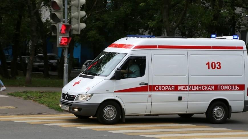 В Дагестане произошло ДТП с участием маршрутки, есть пострадавшие