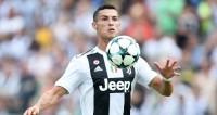 Роналду забил свой первый гол в составе «Ювентуса»