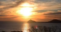 "австралия Фото: Елена Карташова, ""МТРК «Мир»"":http://mirtv.ru/, солнце, закат, море, горы, природа"