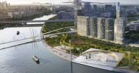 Строительство нового моста через Москву-реку начнется через год
